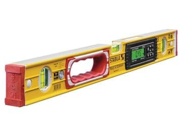 196-2 Electronic Spirit Level IP65 3 Vial 17670 60cm